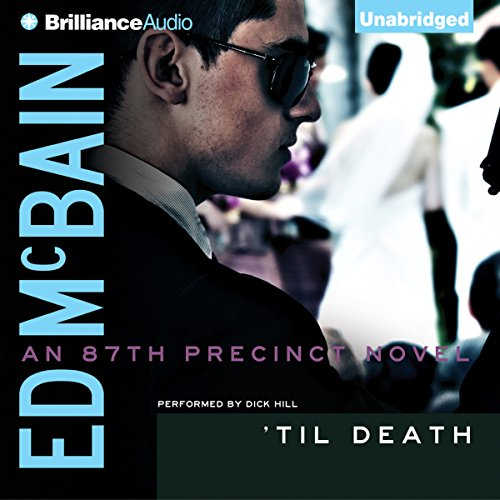 'Til Death Audiobook By Ed McBain cover art