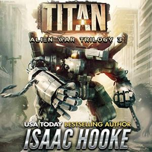 Titan Audiobook By Isaac Hooke cover art