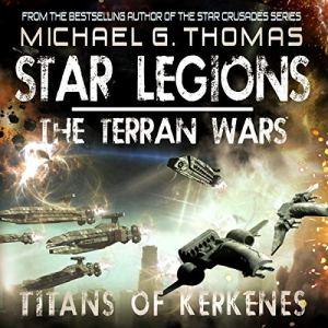 Titans of Kerkenes Audiobook By Michael G. Thomas cover art