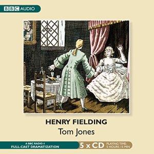 Tom Jones Audiobook By Henry Fielding cover art