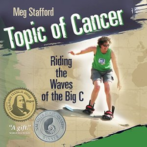 Topic of Cancer Audiobook By Meg Stafford cover art