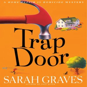 Trap Door Audiobook By Sarah Graves cover art