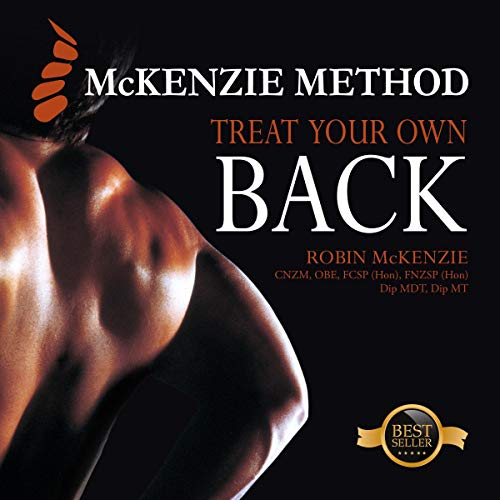 Treat Your Own Back Audiobook By Robin A McKenzie cover art