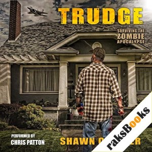 Trudge Audiobook By Shawn Chesser cover art