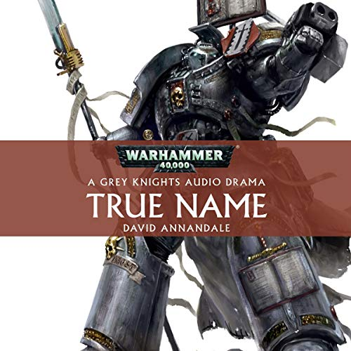 True Name Audiobook By David Annandale cover art