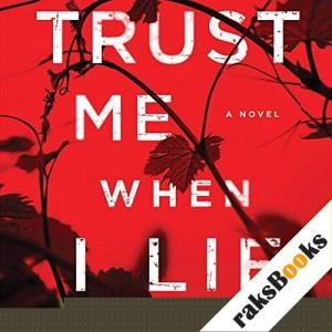 Trust Me When I Lie Audiobook By Benjamin Stevenson cover art