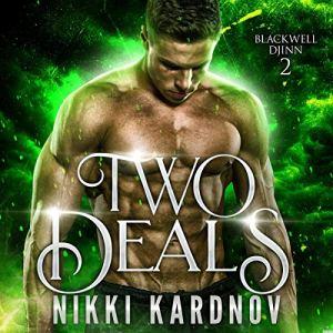 Two Deals Audiobook By Nikki Kardnov cover art