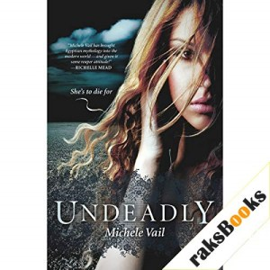 Undeadly Audiobook By Michele Vail cover art