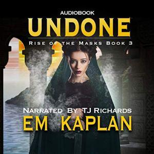 Undone Audiobook By EM Kaplan cover art