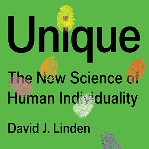 Unique Audiobook By David J. Linden cover art