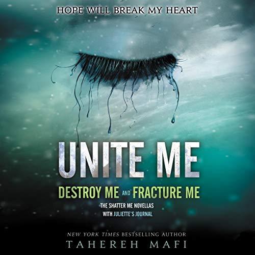 Unite Me Audiobook By Tahereh Mafi cover art