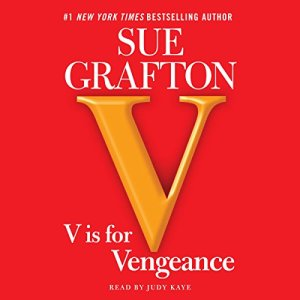 V Is for Vengeance Audiobook By Sue Grafton cover art