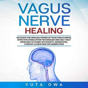 Vagus Nerve Healing Audiobook By Yuta Owa cover art