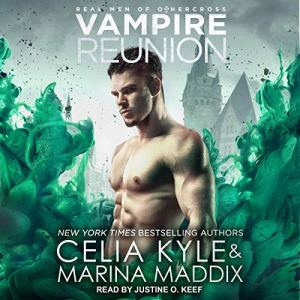 Vampire Reunion Audiobook By Celia Kyle, Marina Maddix cover art