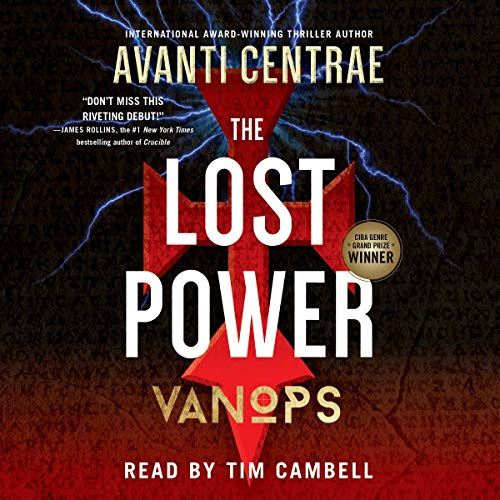 VanOps: The Lost Power Audiobook By Avanti Centrae cover art