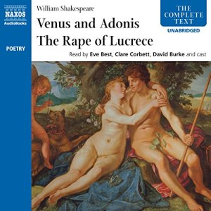 'Venus and Adonis' and 'The Rape of Lucrece' Audiobook By William Shakespeare cover art