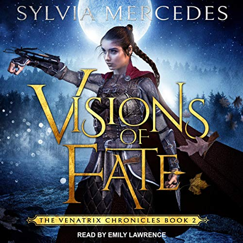 Visions of Fate Audiobook By Sylvia Mercedes cover art