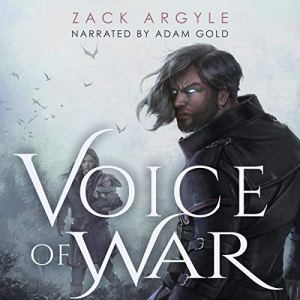 Voice of War Audiobook By Zack Argyle cover art