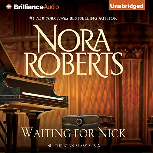 Waiting for Nick Audiobook By Nora Roberts cover art