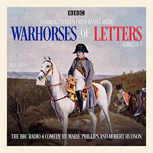 Warhorses of Letters: Complete Series 1-3 Audiobook By Marie Phillips cover art