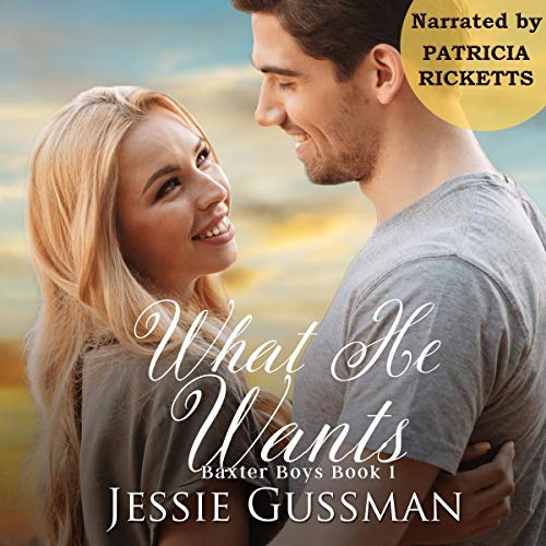 What He Wants Audiobook By Jessie Gussman cover art