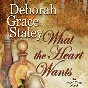 What the Heart Wants Audiobook By Deborah Grace Staley cover art