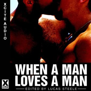 When a Man Loves a Man Audiobook By Lucas Steele (editor) cover art
