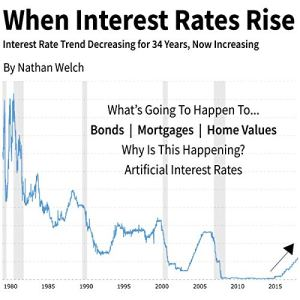 When Interest Rates Rise Audiobook By Nathan Welch cover art