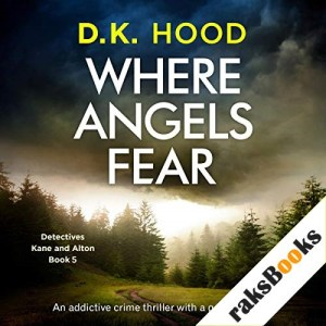 Where Angels Fear Audiobook By D. K. Hood cover art