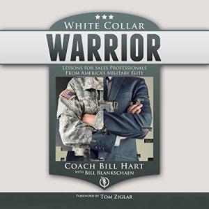 White Collar Warrior Audiobook By Bill Hart, Bill Blankschaen cover art