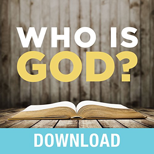 Who Is God? Audiobook By Joyce Meyer cover art