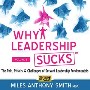 Why Leadership Sucks(tm), Volume 2 Audiobook By Miles Anthony Smith cover art