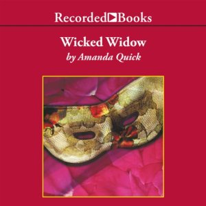 Wicked Widow Audiobook By Amanda Quick cover art