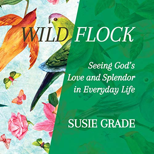 Wild Flock: Seeing God's Love and Splendor in Everyday Life Audiobook By Susie Grade cover art