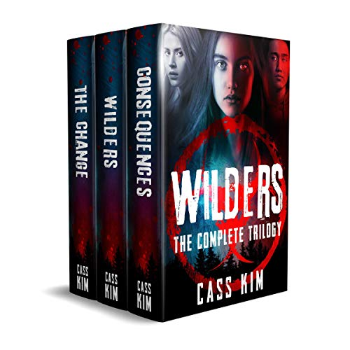 Wilders: The Complete Trilogy Audiobook By Cass Kim cover art