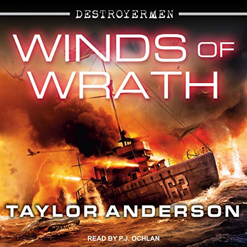 Winds of Wrath Audiobook By Taylor Anderson cover art
