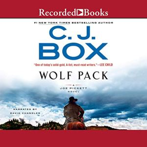 Wolf Pack Audiobook By C. J. Box cover art