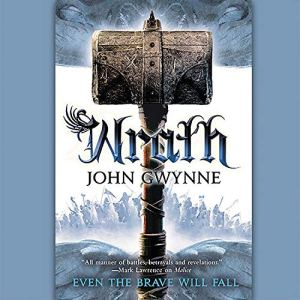 Wrath Audiobook By John Gwynne cover art