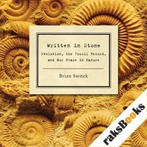 Written in Stone Audiobook By Brian Switek cover art