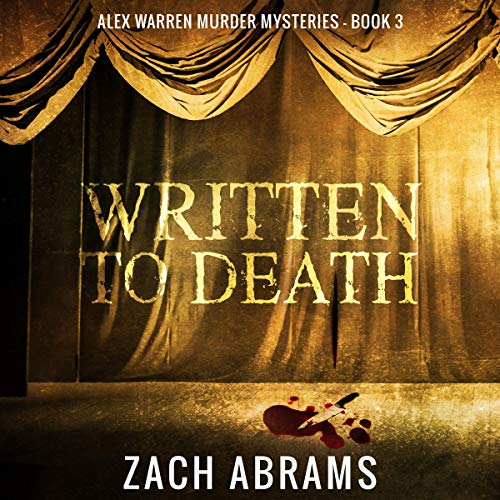 Written to Death Audiobook By Zach Abrams cover art