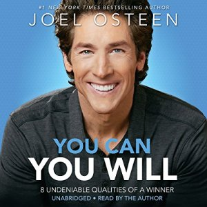 You Can, You Will Audiobook By Joel Osteen cover art