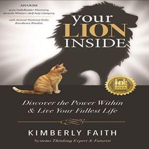 Your Lion Inside Audiobook By Kimberly Faith cover art