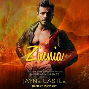 Zinnia Audiobook By Jayne Castle cover art