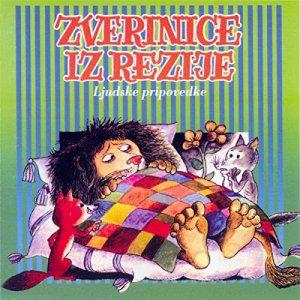 Zverinice Iz Rezije - Ljudske Pripovedke Audiobook By Metka Rojc cover art