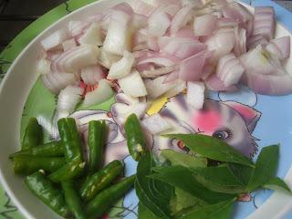 parangikkai chutney ingredients