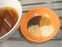 parangikkai chutney ingredients 2