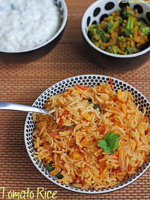 tomato+rice+recipe