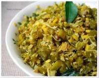 cluster beans poriyal recipe