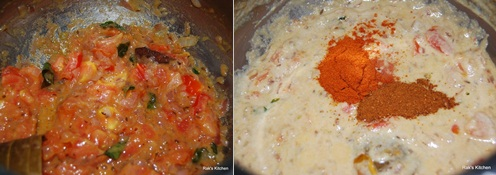 mix veg kurma step 3