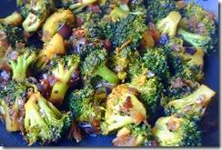 Indian style broccoli stir fry 4a